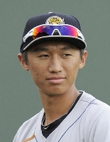 加藤豪将内野手(AP=共同)