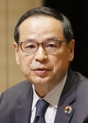 東京証券取引所の宮原幸一郎社長