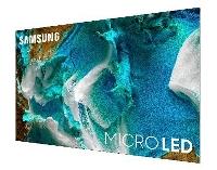 韓国サムスン電子が発表したマイクロLEDのテレビ