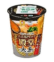 東洋水産の「マルちゃん 大島 こく辛味噌ラーメン」