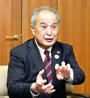 山本修氏(やまもと・おさむ)東京都出身。1983(昭和58)年、東京急行電鉄(現東急)に入社。主に開発事業に携わる。2019年4月、上田交通(上田市)社長に就任。子会社の上田電鉄(同)社長を兼務する。61歳。