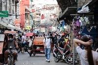 変異ウイルスでコロナ感染者が急増するフィリピン