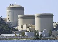 関西電力美浜原発=2020年8月、福井県美浜町