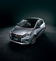三菱自動車の小型車「ミラージュ」の特別仕様車「ブラックエディション」