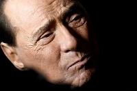 イタリアのベルルスコーニ元首相=2020年1月(ロイター=共同)