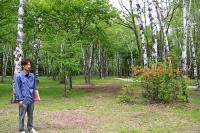 長和町にオープンしたキャンプ場