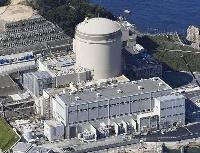 関西電力美浜原発3号機=福井県美浜町