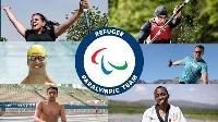 東京パラリンピックで結成される難民選手団の6選手(IPC提供)