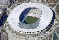 東京パラリンピックの開閉会式が行われる国立競技場