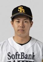 ソフトバンクの田浦文丸投手