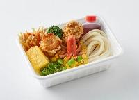 丸亀製麺の「丸亀こどもうどん弁当」