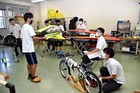 1年9カ月ぶりの大会で栄冠を手にした飯田OIDE長姫高の原動機部員たち