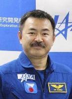 宇宙飛行士の星出彰彦さん