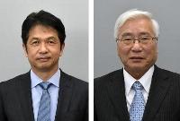 大井川和彦氏、田中重博氏