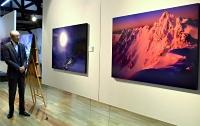 四季折々の中央アルプスの山岳写真と津野さん