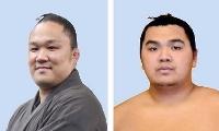 石浦(左)、北青鵬