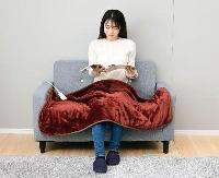 山善の「ホカロン電気毛布シリーズ」