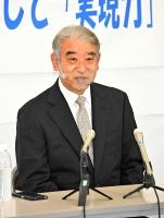 新市政への意気込みを語る太田寛さん