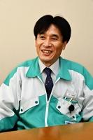 倉嶋進社長